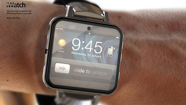 Поговорим об Apple iWatch