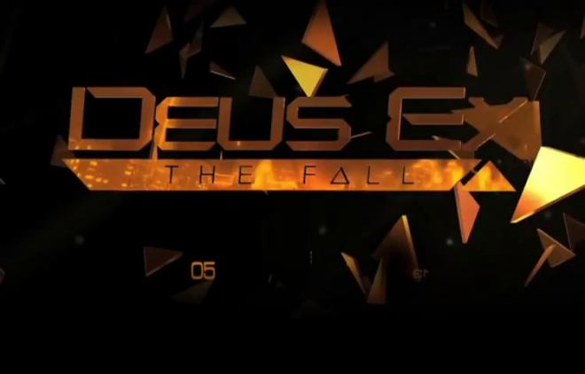 Deus Ex: The Fall выйдет для Android