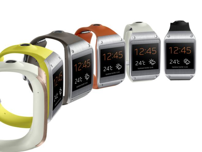 Samsung Galaxy Gear подружили с Nexus 5