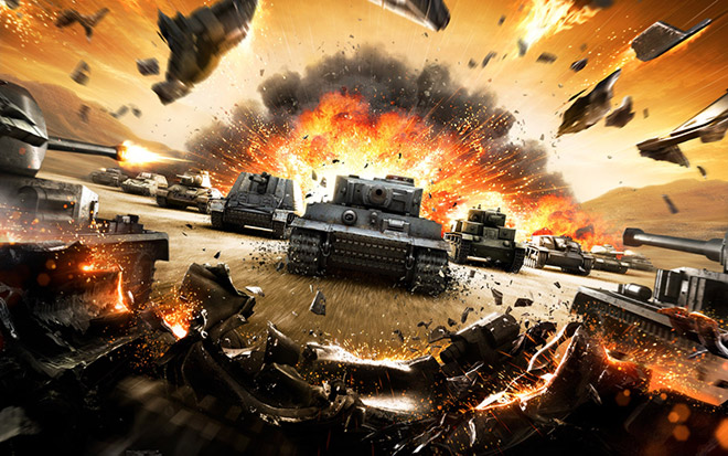 Wargaming обновила World of Tanks до версии 8.11