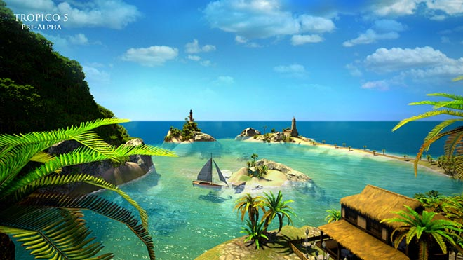 Tropico 5 выйдет на PlayStation 4
