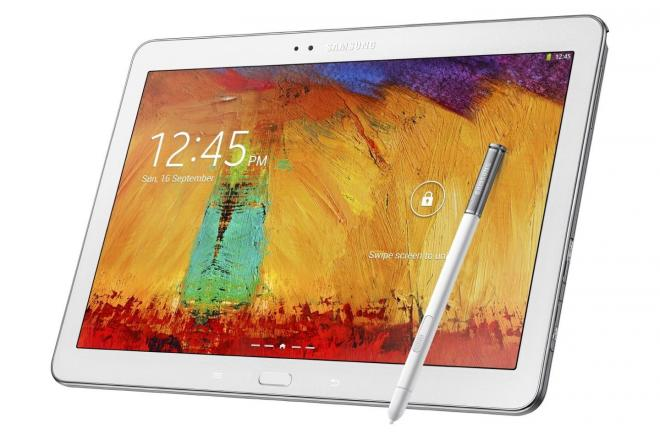 Samsung Galaxy Note 10.1 2014 LTE Edition начал обновляться до Android 4.4.2 KitKat