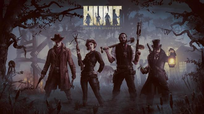 Crytek анонсировала– HUNT: Horrors of the Gilded Age