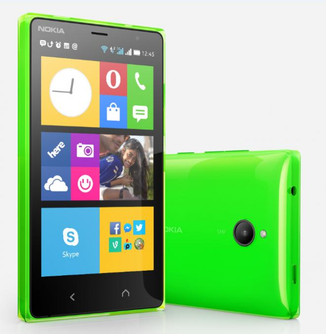 Microsoft Devices представила Nokia X2